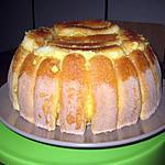 recette Gâteau Malakof ( crème et ananas )