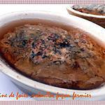 recette terrine de foies de volailles façon fermier