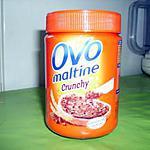 recette yaourt ovomaltine
