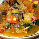 recette Ratatouille à la maison!!!!