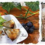 recette boureks aux blettes et figues
