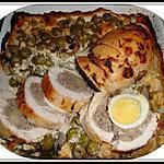 recette Blanc de poulet aux olives