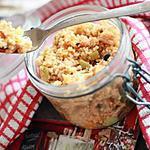 recette Taboulé au saucisson sec, cornichons, olives et thon