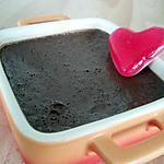 recette Petits pots de crème au chocolat