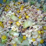 recette Salade de pâtes au thon!!!