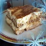 recette Tiramisu pour les enfants