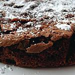 recette Gâteau double chocolat...