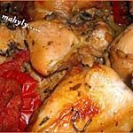 recette poulet aux fines herbes