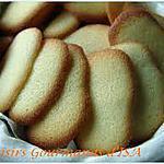 recette biscuit langue de chat