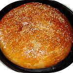 recette Pain fait maison a la farine (Khobz al dar )