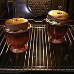 recette Soufflés pistache au chocolat