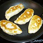 recette naams au fromage  et au jambon gruyère