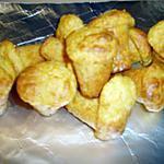 recette bouchées au piment d'espelette et à la coriandre