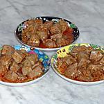 recette Foie d'agneau en sauce
