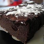recette Brownie allégé (sans matière grasse)