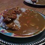 recette Kastu Curry - Curry rice *Japonais*