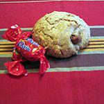 recette Cookies aux Daim