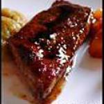 recette Foie de Veau au Sirop de Liège