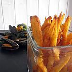 recette Frites croustillantes maison