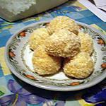 recette boule de noix de coco