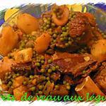 recette jarrets de veau aux légumes