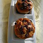 recette Muffins aux pommes