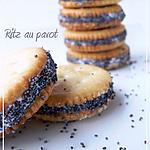 recette CRACKERS 4 ETOILES... RITZ AUX FINES HERBES ET PAVOT