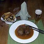 recette oiseaux à la bruxelloise (en belgique, les oiseaux sont simplement des paupiettes soit de veau, de porc ou de boeuf )