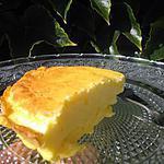 recette Gateau moelleux citron-fleur d'oranger REGIME
