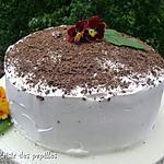 recette ~Gâteau à la banane royale~