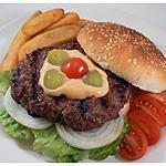 recette Hamburgers cajun, sauce bayou