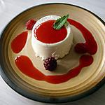 recette PANNA COTTA (avec version light)
