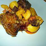 recette Boeuf aux pommes de terre( à ma façon)