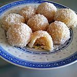 recette Boules de Coco Asiatiques