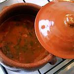 recette CHORBA ALGÉRIENNE DE MAMAN
