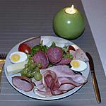 recette salade campagnarde.