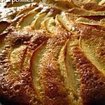 recette Tarte savoureuse aux pommes