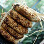 recette ** Délicieux Biscuits équilibrés croustillants et fondants à l'amande, noix de coco, cranberries et fève TONKA**