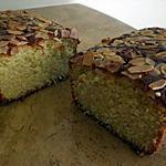 recette Cake à l'orange au goût d'amandes