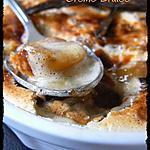 recette CREME BRULEE aux BELLES DE LORRAINE ou MIRABELLES...