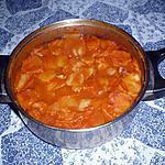 recette Marmite de fruits de mer