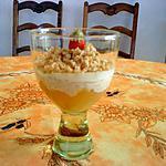 recette Riz au lait au pomme, gelée au miel