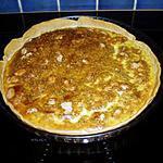 recette tarte au camenbert