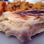 recette Nans au fromage (recette indienne)