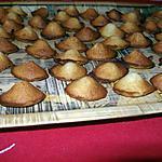recette Mini Madeleines