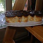 recette Terrine de Poires à la Crème d'Amandes