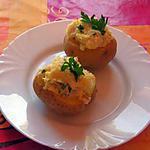 recette Pomme de terre à la morue