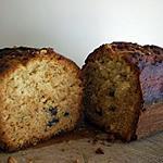 recette Cake de l'écureuil, miel et noisettes