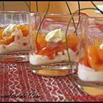 recette Fraicheur au saumon fumé