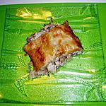 recette feuilleté de poulet